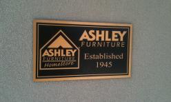Cast Bronze Plaque